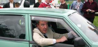 Miętowe Alfa Romeo 75 z Top Gear - na sprzedaż