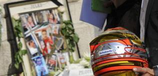 Jules Bianchi pogrzeb