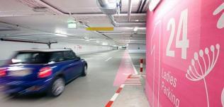 damski parking