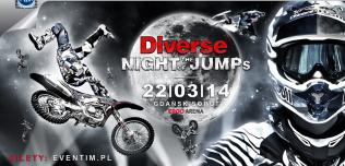 Diverse NIGHT of the JUMPS - 22 marca 2014