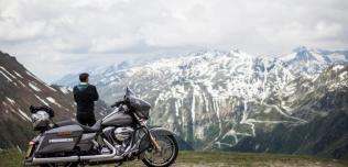 Harley podróż