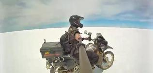 Dookoła świata na motocyklu -