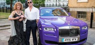 Together for Short Lives Rolls Royce