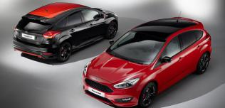 Ford Focus Black Edition Red Edition