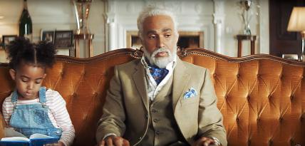 Meet #GrandpaLewis