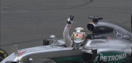 F1 GP Kanady Hamilton