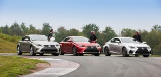 Wyścigowa szkoła Lexusa
