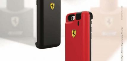 Scuderia Ferrari iPhone case
