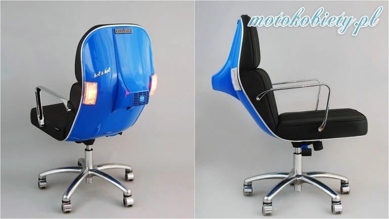 krzesła Piaggio