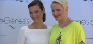 Gwiazdy wspierają akcję profilaktyki raka piersi