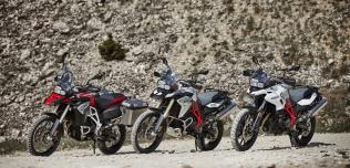 BMW F700GS, F800GS oraz F800GS Adventure 2017