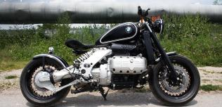 BMW K1200RS by Galaxy Custom