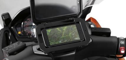 Uchwyt Smartphone Cradle do motocykli i skuterów BMW