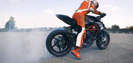 Pirelli MV Agusta Diablo Brutale