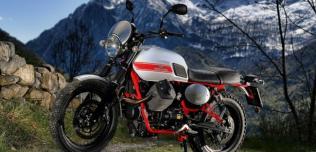 Moto Guzzi V7 II w limitowanej wersji Stornello