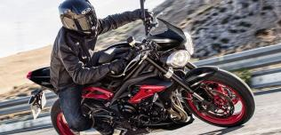 Triumph Street Triple RX Black Edition