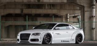Audi A5 Liberty Walk