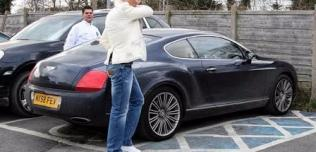 Bentley Continental GT Christiano Ronaldo