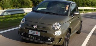 Nowy Fiat 500S