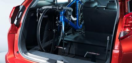 In-car Bicycle Rack Honda