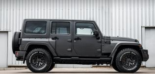 Jeep Wrangler CJ300 Black Hawk Edition