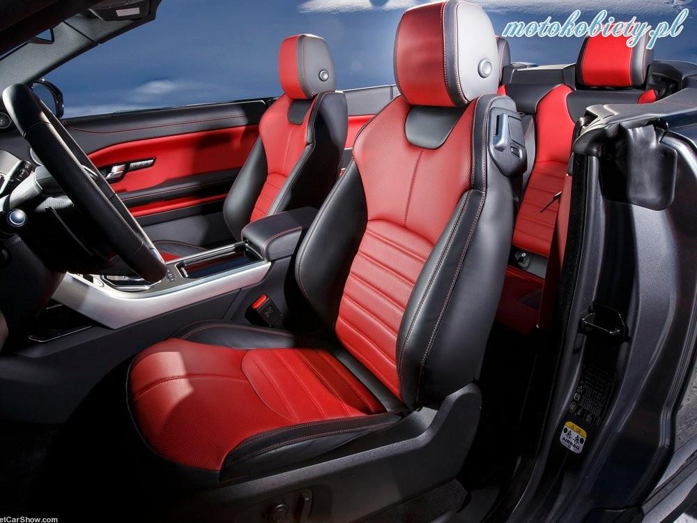 Range Rover Evoque Convertible 2017 111