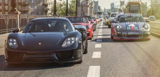 Porsche Parade 2016