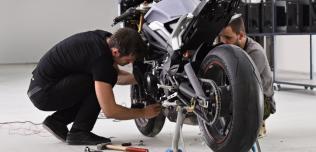 Zortrax motocykl