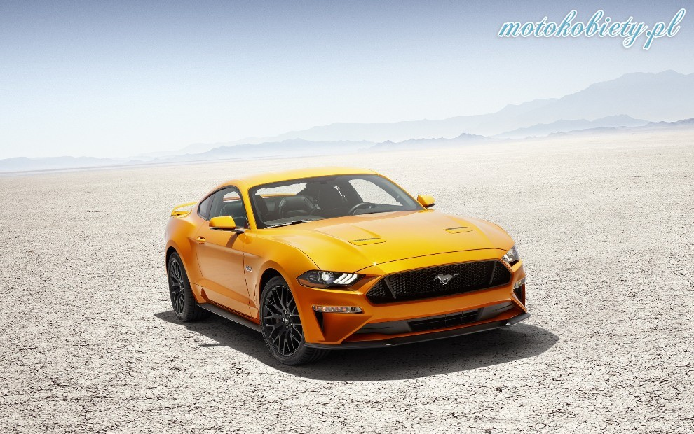 Ford Mustang po liftingu