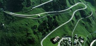 Przełęcz Oberalp