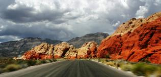 The Red Rock Scenic Road