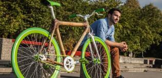 Asante Bamboo Bike