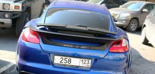 Porsche Panamera TopCar Stingray