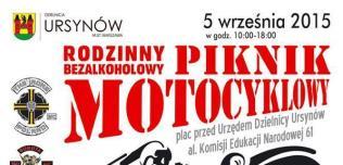 5. Ursynowski Piknik Motocyklowy