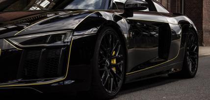Audi R8 Edo Competition