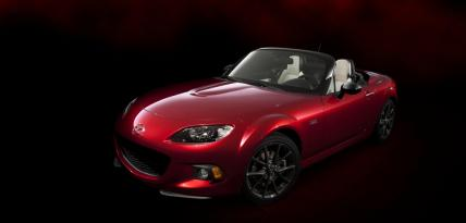 Mazda MX-5 25th Anniversary