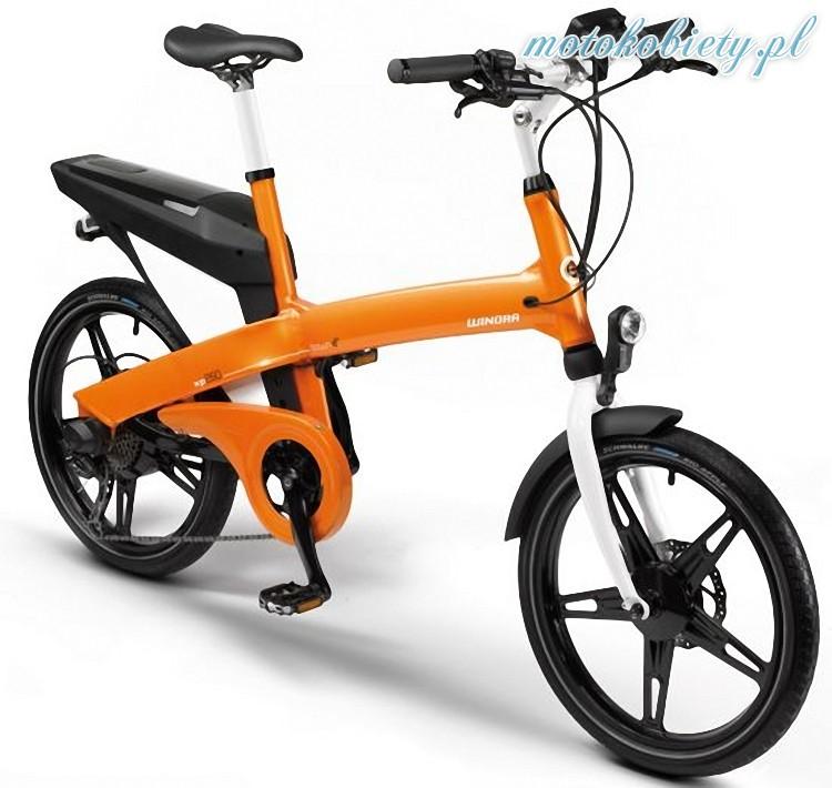 Winora Miejski Rower Z Napedem Elektrycznym 05