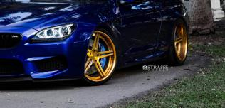 BMW M6 Strasse Wheels