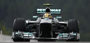 2013 F1 Belgia Spa trening