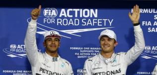 GP Abu Zabi - kwalifikacje: Rosberg na pole position
