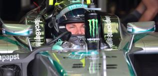 GP Austrii - wyścig: Rosberg zdobywa najwyższe podium