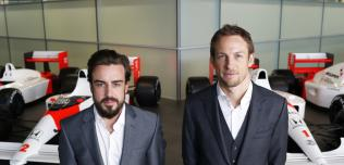 Alonso i Button w zespole McLaren-Honda