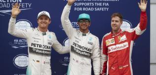 GP Malezji - kwalifikacje: Hamilton wywalczył pole position