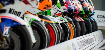 MotoGP: lista startowa na sezon 2016