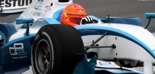 Michael Schumacher w Jerez