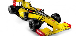 Bolid Renault F1 R30 2010