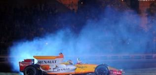 Renault F1 Roadshow Rumunia