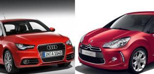 Audi A1 i Citroen DS3