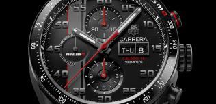 Zegarek Carrera NISMO od Tag Heuer