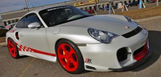 Porsche 911 GT2 RS ZR Auto